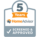 Home Advisor Screened & Approved