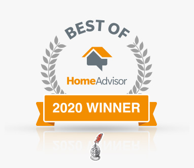 Sir Grout New York Has Benn Honored With the 2020 Best of HomeAdvisor Award