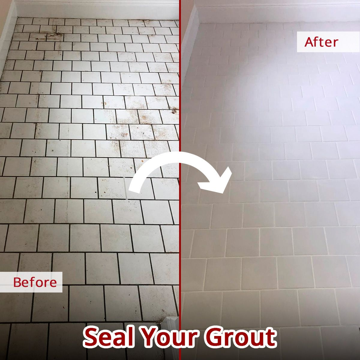 Seal Your Grout